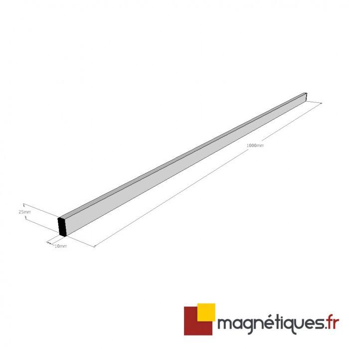 Barres magnétiques solution magnétique