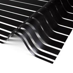 Bande magnétique brute 100mm x 1m - 50/100 magnetique