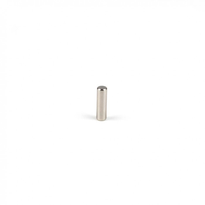 Aimant brut diametre 3mm x 10mm magnetique