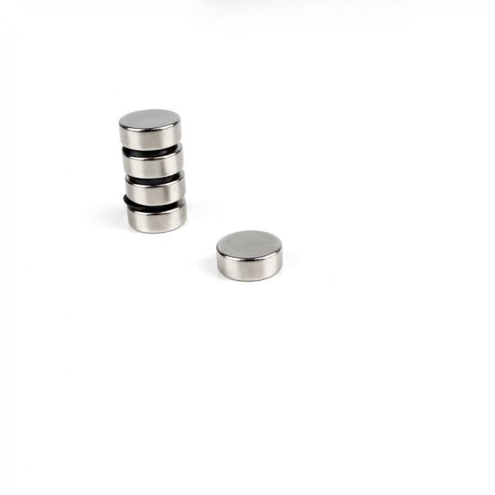 Aimant brut diametre 13mm x 5mm magnetique