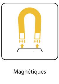 Impression sur magnétique