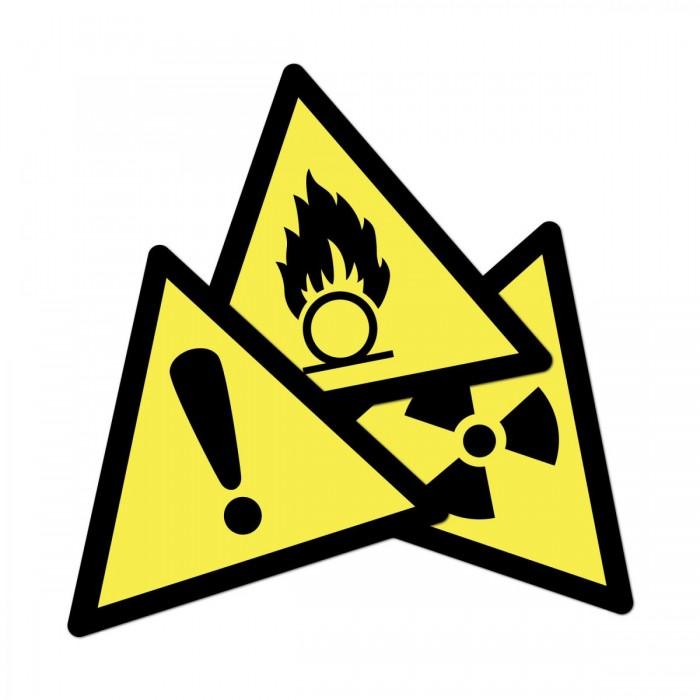 Signalétique avertissement