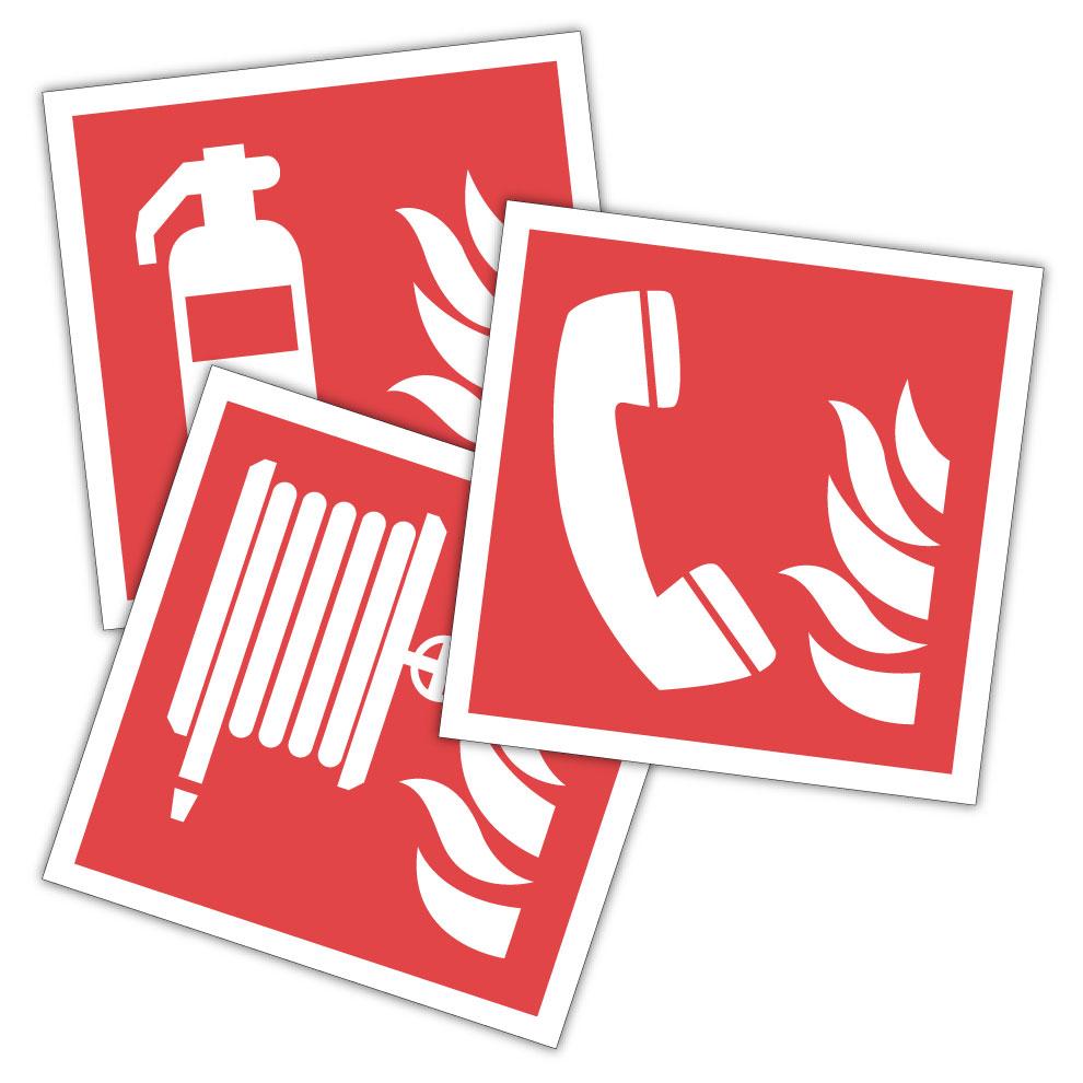Signalétique incendie