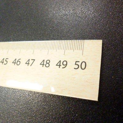 Règle souple magnétique 50 cm Aimants néodymes