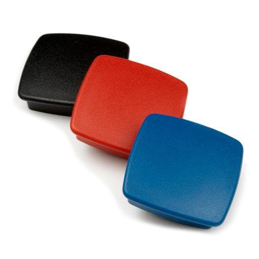 5 Aimants XTRA carré  31,3mm x 9mm magnetique