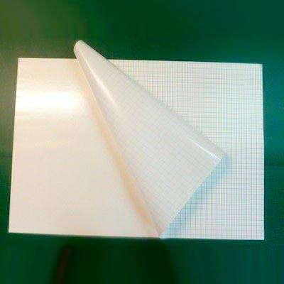 Adhesif en feuille 1M x 0.70M magnetique