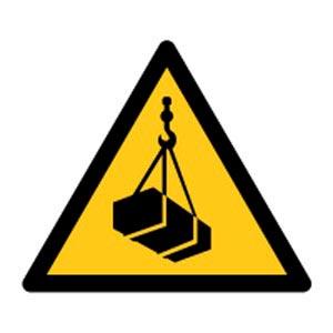 Signalétique magnétique danger - charge magnetique