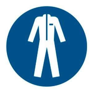 Fiche produit : Signalétique magnétique vêtement de protection