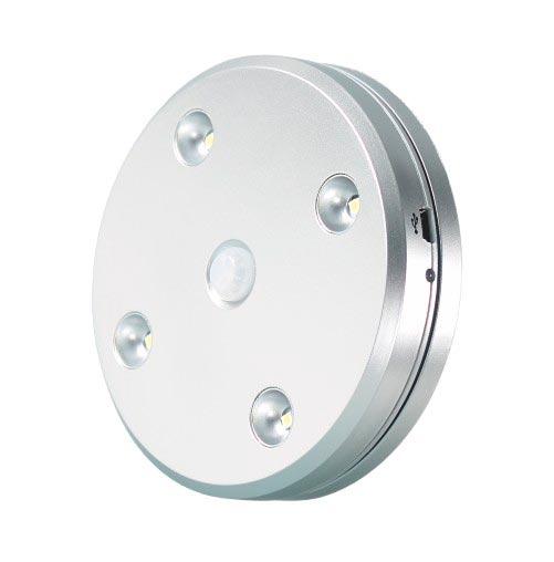 Spot  4 LED Aimants néodymes