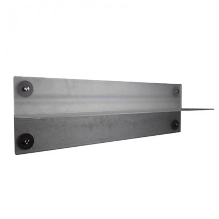 Etagère magnétique plexi Opal 700 mm Aimants néodymes