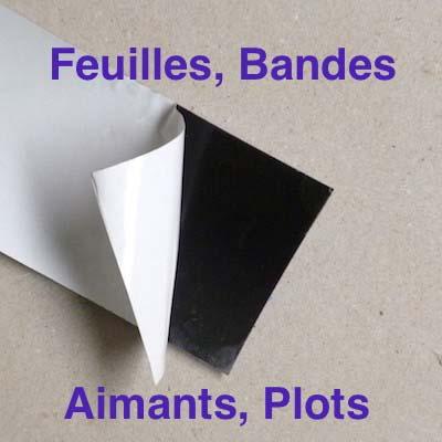 Magnétique adhésif solution magnétique
